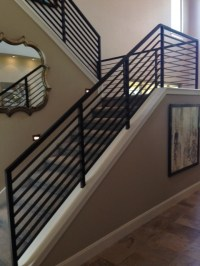 Modern Stair Railings - Contemporary - Staircase - Other ...