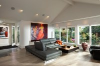 Garden House - living room - Modern - Living Room ...