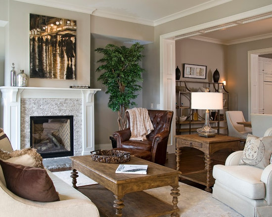 Sherwin williams agreeable gray walls home design ideas