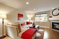 Townhouse living room - Modern - Living Room - Seattle ...