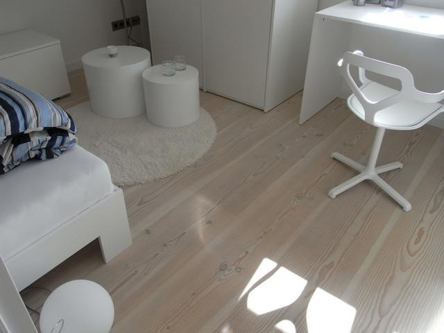 Dinesen Douglasie Arbeitszimmer - Skandinavisch - Arbeitszimmer - danische massivholzmobel douglasie
