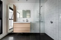 Warden St Residence - Contemporary - Bathroom - Perth - by ...