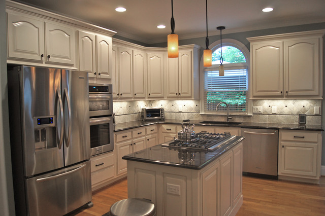 Creative Cabinets And Faux Finishes, Llc - Traditional - Kitchen