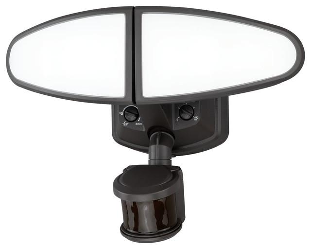 Vaxcel Kappa Dualux Adj Low Level Led Motion Sensor
