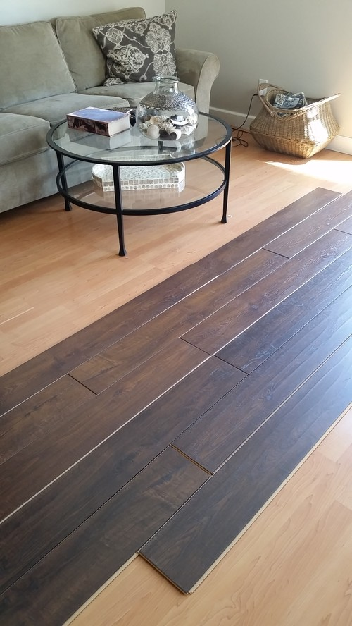 Houzz Rug Sale Help Choose Light Vs Dark Wood Floor