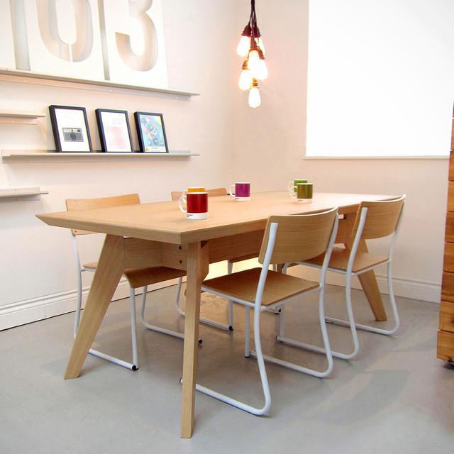 Modern Kitchen Table Design - kitchen table designs