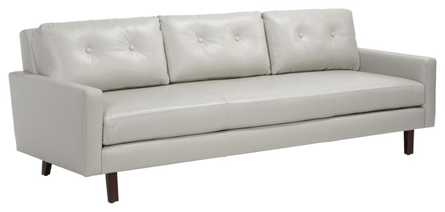Cream Tufted Back Sofa Home The Honoroak