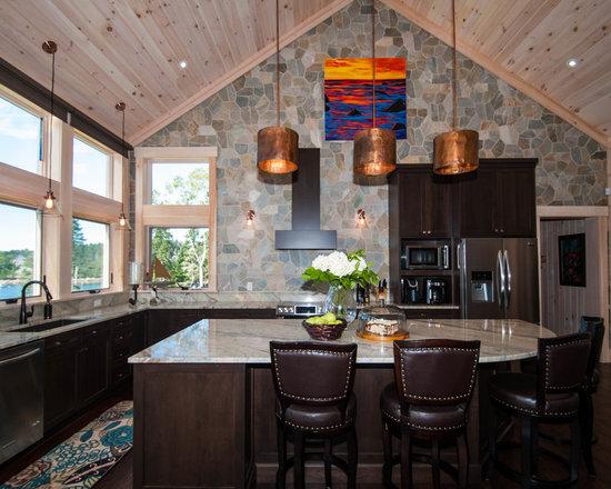 transitional eat kitchen design photos dark wood cabinets small eat kitchen design photos dark wood cabinets