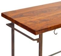 Butcher Block Prep Tables - by Craft Art Elegant Surfaces