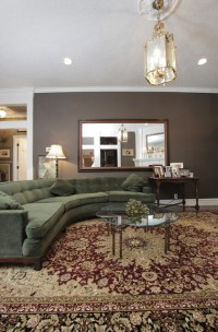 Frisco: Brad and Tiffany - Eclectic - Living Room - dallas ...