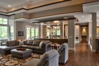 Modern Prairie in the Country - Modern - Living Room ...