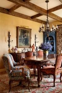 94+ Traditional Farmhouse Interior Design - Interior ...