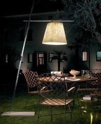 Anton Angeli - Miami Outdoor floor lamp - Modern - Floor ...