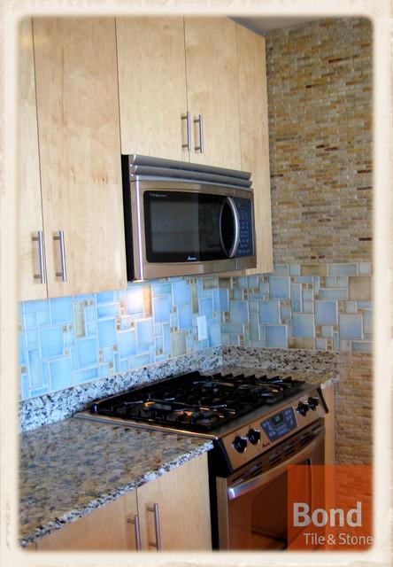 backsplashes contemporary kitchen minneapolis bond tile simplified bee houzz idea book kitchen backsplash ideas simplified