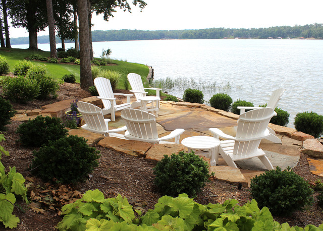 Water39s Edge Beach Style Patio Dc Metro By West