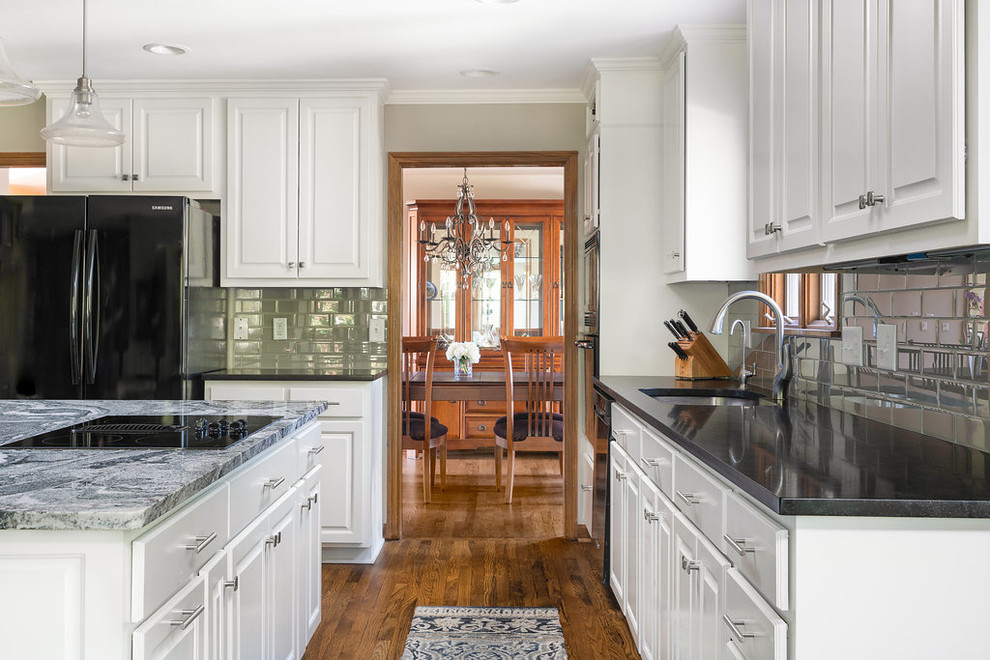 Abbotsford Drive Transitional Kitchen Columbus By