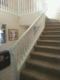 Staircase NOT facing front door? Photos Please!