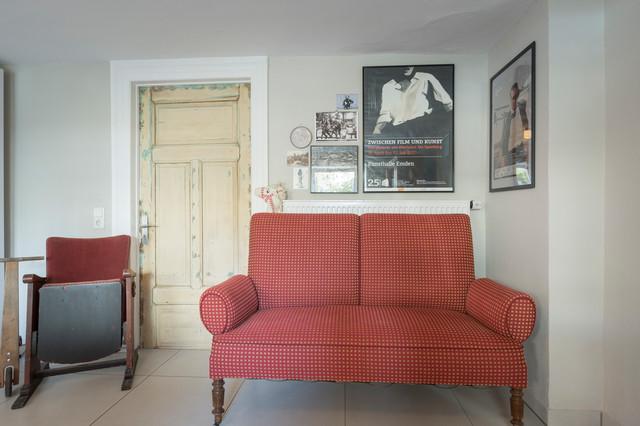 The New Vintage Basement   Shabby Chic Style   Esszimmer   Bremen    Esszimmer