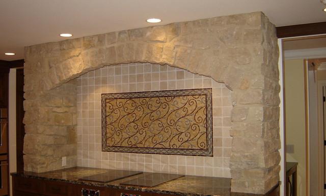 backsplashes rustic kitchen omaha sl jensen construction kitchens design omaha home