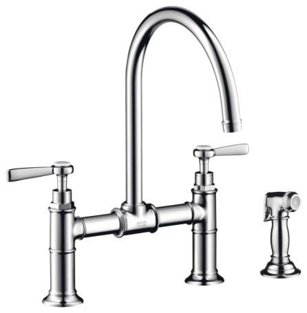 hansgrohe talis bathroom faucet bridge model kitchen faucet w lever handles hansgrohe download
