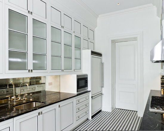 small contemporary galley kitchen design ideas remodels photos small eat kitchen design photos cork floors