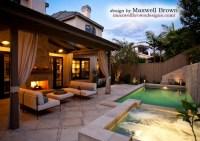 Urban landscapes of omaha, backyard pools dimensions