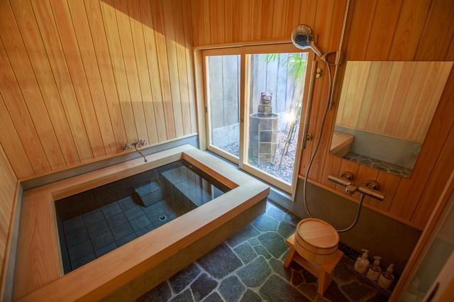 ... Japanisches Badezimmer Möbelideen   Badezimmer 1920 ...