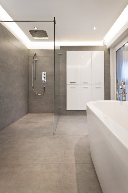 Bad 5 Contemporary Bathroom Other By Jung Fliesen