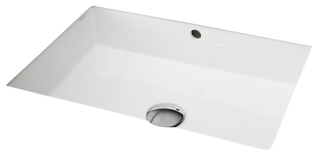 Lacava Cube Collection White Contemporary Bathroom