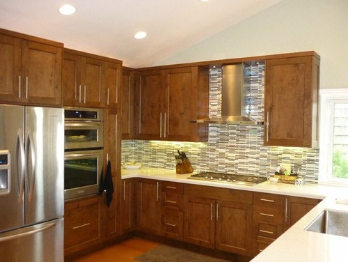 Oily Stains In Kitchen Cabinets Best Way To Clean Stained Cabinets??
