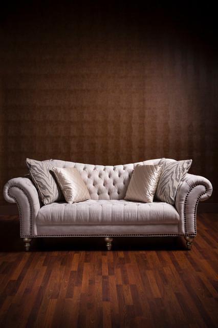 Laura Ivory - Traditional - Living Room - Miami - by El Dorado - el dorado living room sets