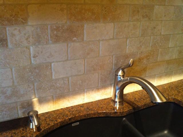 granite countertop natural stone backsplash traditional kitchen kitchen stone backsplash house homemy house home
