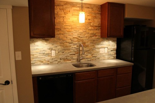 Lowes Bathroom Vanities Lights Did You Mix Two Colors (grey And Brown) Airstone?