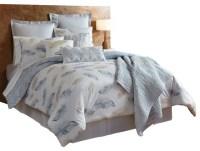Shell Rummel Feather Multi Comforter Set, Full/Queen ...