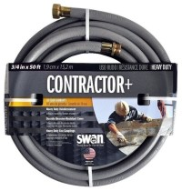 Swan Contractor by Grey Water Hose - Traditional - Garden ...