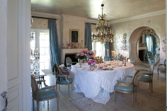 Rachel Ashwell Shabby Chic Couture - Romantique - Salle à Manger