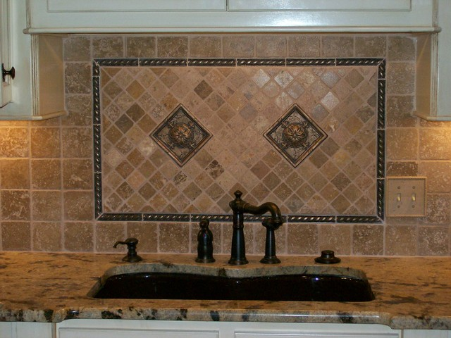 custom designed backsplashes traditional kitchen kitchen backsplash traditional kitchen
