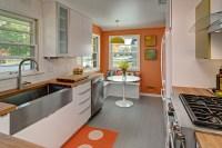 Mid-century Modern Kitchen - Midcentury - Kitchen ...