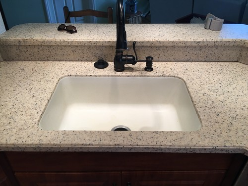 Corian Sinks Cleaning Gallery Of Full Size Of How To