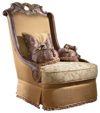 Loretto Chair - Victorian - Armchairs And Accent Chairs ...
