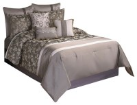 Augustus 10-Piece Comforter Set - Transitional ...