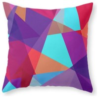 Society6 Jewel Tone Geo, Throw Pillow - Contemporary ...