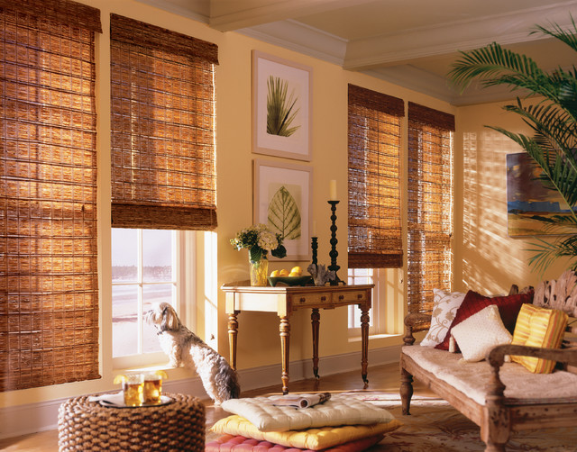 Woven Woods Cedar Rapids Von Budget Blinds Of Eastern Iowa - Outdoor Vorhänge Lutz