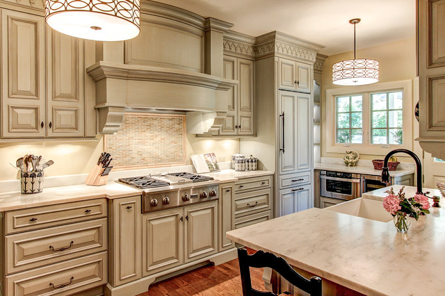 beaufiful kitchen countertop without cabinets underneath installing