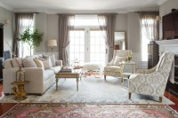 New Traditional Living Room - Traditional - Living Room ...