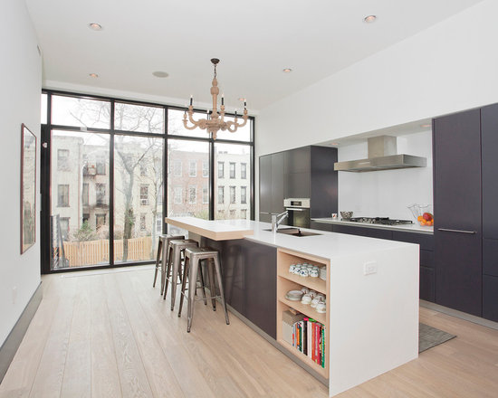 sided kitchen home design ideas pictures remodel decor scandinavian kitchen design ideas remodel pictures houzz