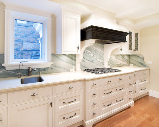 mid sized traditional galley open concept kitchen design photos small traditional galley eat kitchen design photos medium