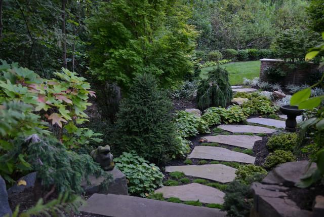 Zen Meditation Garden - Contemporary - Landscape - Other - By