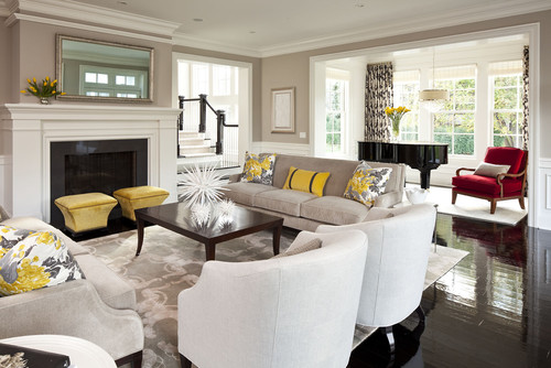 What Is Transitional Style? Decor Everyone Can Agree On realtor® - transitional style living room
