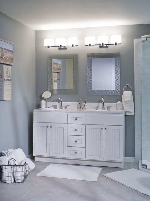Beach Style Bathroom Vanity Vanities & Mirrors - Beach Style - Bathroom - Other - By